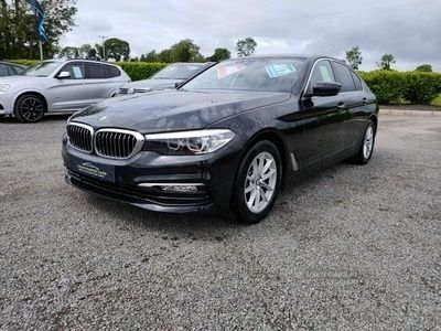used BMW 520 5 Series d SE