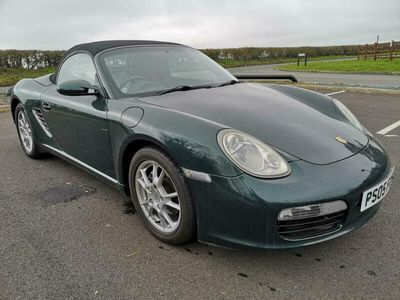 used Porsche Boxster 2.7 [245] 2dr Tiptronic S