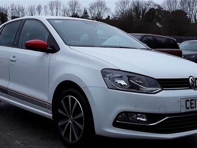 used VW Polo 1.0 75 Beats 5Dr