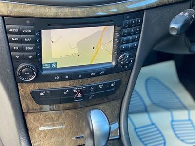 used Mercedes E320 E-Class SaloonAvantgarde 4d Auto