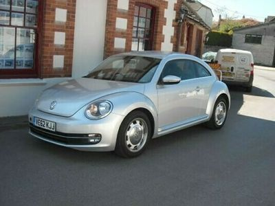 used VW Beetle DESIGN TDI 3-Door Hatchback 2012