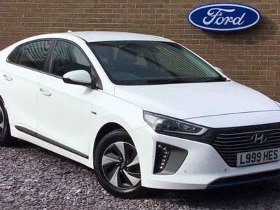 used Hyundai Ioniq 1.6 GDi Hybrid Premium SE 5dr DCT Auto