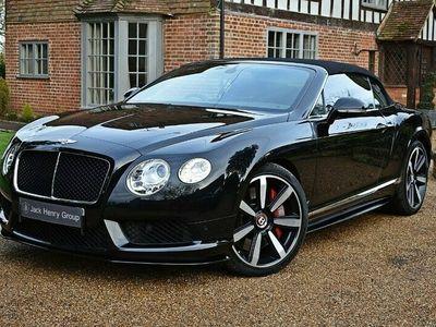 used Bentley Continental GT V8 S Auto 2-Door