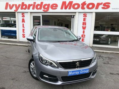 used Peugeot 308 SW 1.5 BlueHDi Active (s/s) 5dr
