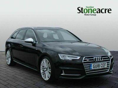 used Audi S4 Avant 3.0 TFSI V6 Avant Tiptronic quattro (s/s) 5dr