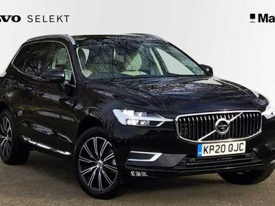 used Volvo XC60 B4D (Mild Hybrid) AWD Inscription Auto, BLOND LEATHER, Panoramic Sunroof, ** Less Than 1,000 Miles ** INTELLISAFE PRO PACK, 360 Parking Camera, On-Call