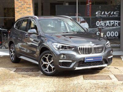 used BMW X1 sDrive 18i xLine 5dr