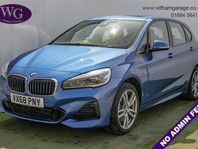used BMW 225 Active Tourer 2 Series 1.5 XE M SPORT PREMIUM 5d 134 BHP Auto