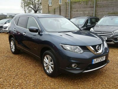 used Nissan X-Trail 2.0 dCi Acenta Xtronic 5 Door Automatic