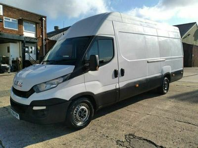 used Iveco Daily S Class 2.3TD 35S13V 4100 H2 Panel