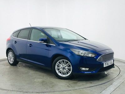 used Ford Focus 1.5 TDCi 120 Zetec Edition 5dr Powershift