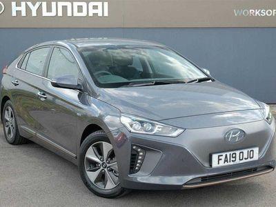 used Hyundai Ioniq E (88kw) Premium Electric Auto 5Dr Hatchback