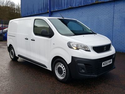 used Peugeot Expert 1000 1.6 Bluehdi 95 Professional Van