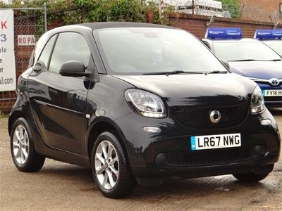 used Smart ForTwo Coupé 1.0 Passion Twinamic (s/s) 2dr