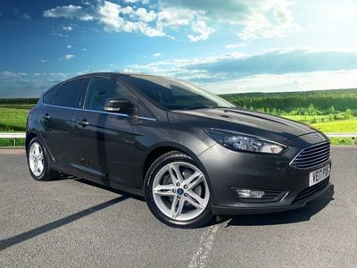 used Ford Focus 2017 ZETEC EDITION TDCI 1.5 5dr