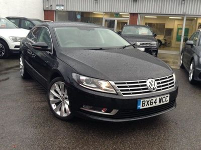 used VW CC 2.0 Tdi Bluemotion Tech Gt 4Dr Dsg