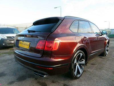 used Bentley Bentayga SUV V8 auto 5d