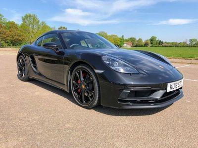 used Porsche 718 Cayman GTS 2.5 2d 360 BHP