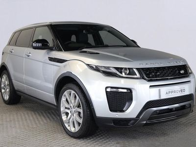 used Land Rover Range Rover evoque 2.0 Td4 Hse Dynamic Lux 5Dr Auto