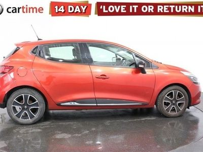 used Renault Clio 0.9 DYNAMIQUE MEDIANAV ENERGY TCE S/S 5d 90 BHP Service history Your dream car can become a reality with cartime's fantastic finance deals.