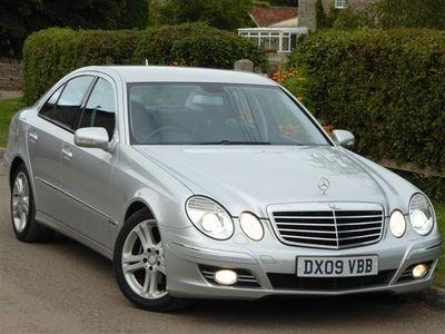 used Mercedes E320 E ClassCDI Avantgarde 4dr Tip Auto FSH MOT 102.000 miles