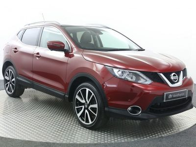 used Nissan Qashqai 1.6 dCi Tekna [Non-Panoramic] 5dr 4WD