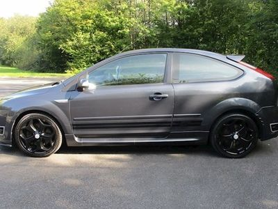 used Ford Focus ST 2.5 ST-2 3d