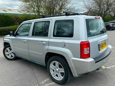 used Jeep Patriot 2.4 Sport 5dr Manual £ Invoices Delivery anywhere Mot Sept Dashcam