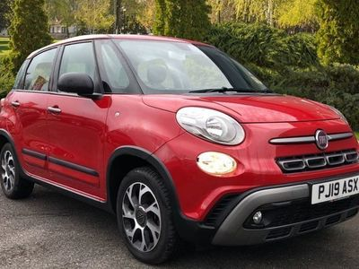 used Fiat 500L 1.4 City Cross 5Dr