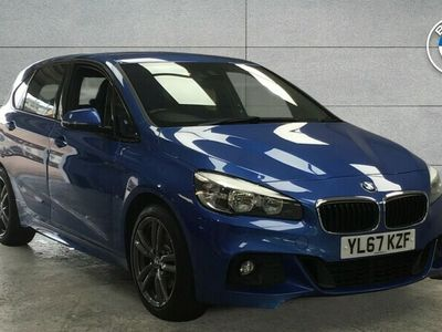 used BMW 220 Active Tourer d xDrive M Sport