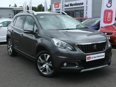 used Peugeot 2008 1.5 BlueHDi Allure Premium (s/s) 5dr