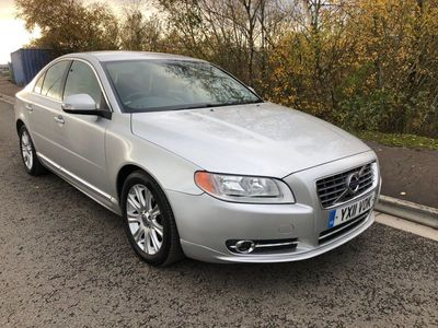 used Volvo S80 2.0 D3 SE Geartronic 4dr