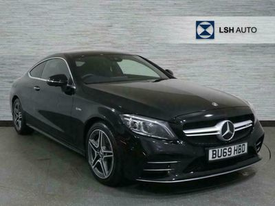 used Mercedes C43 AMG C Class4Matic Premium Plus 2dr 9G-Tronic Coupe amg coupe