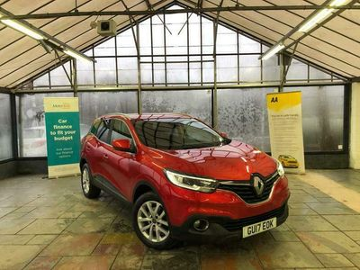 used Renault Kadjar 1.5 dCi Dynamique Nav EDC (s/s) 5dr