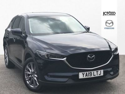 used Mazda CX-5 2.2D SPORT NAV + AUTO with SAFETY PACK Automatic diesel estate