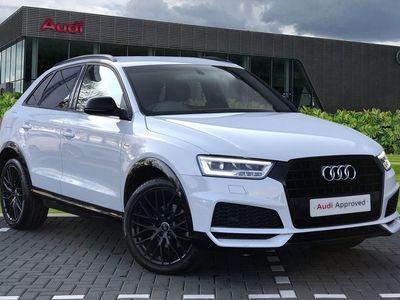 used Audi Q3 2018 Tamworth TFSI BLACK EDITION