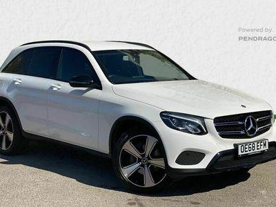 used Mercedes 220 GLC4Matic Urban Edition 5dr 9G-Tronic 2.2