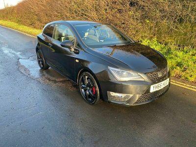 used Seat Ibiza 1.8 TSI Cupra Black SportCoupe (s/s) 3dr