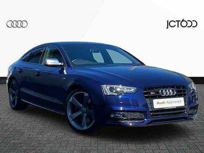 used Audi S5 Sportback Black Edition 3.0 TFSI quattro 333 PS S tronic