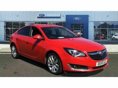 used Vauxhall Insignia 2.0 CDTi [140] ecoFLEX SRi 5dr [Start Stop]