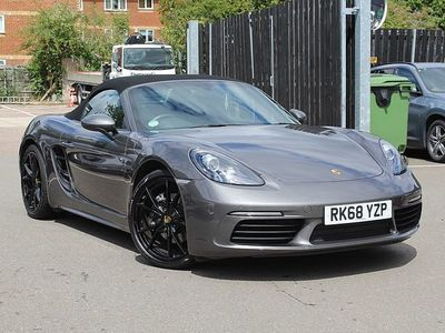 used Porsche 718 Boxster 2.0 2dr PDK Roadster