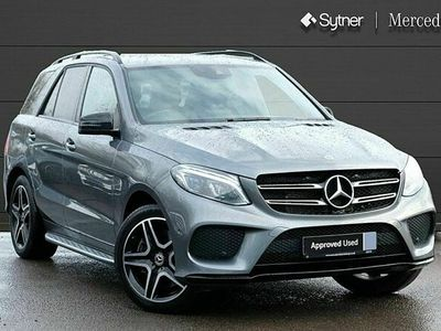 used Mercedes GLE500 Gle Estate4Matic AMG Night Edition 5dr 7G-Tronic 3.0