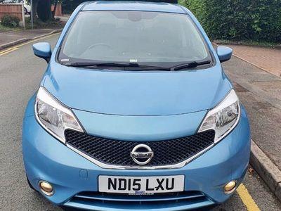 used Nissan Note 1.2 DIG-S Acenta Premium CVT 5dr