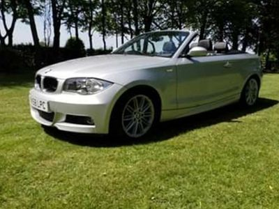 used BMW 120 1-Series Convertible i M Sport 2d