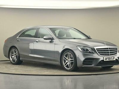 used Mercedes S450 S CLASSAMG Line 4dr 9G-Tronic