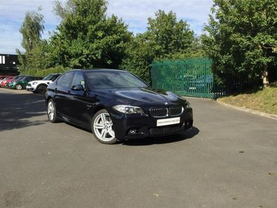 used BMW 535 5 SERIES SALOON i M Sport 4dr Step Auto 3.0