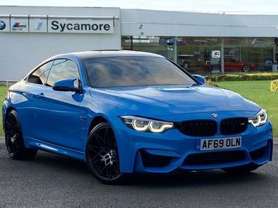 used BMW M4 M4Coupe Competition Package Auto 2-Door
