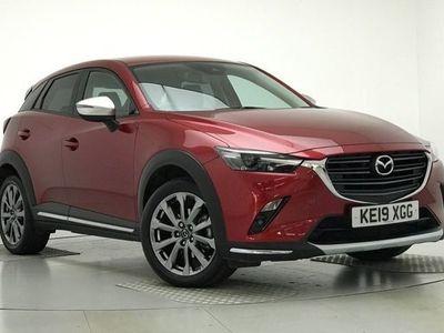 used Mazda CX-3 2.0 GT Sport Nav + 5dr