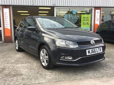used VW Polo 1.0 Match 60PS 3Dr Hatchback