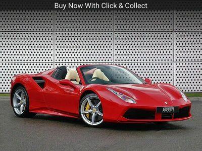 used Ferrari 488 Spider 2dr Auto 3.9